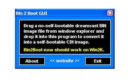 bin2boot